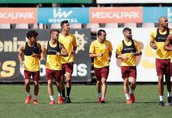 Galatasarayda gözler Şampiyonlar Ligine çevrildi
