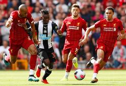 Liverpool-Newcastle: 3-1