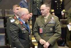 Son dakika Genelkurmay Başkanı Güler ABDli mevkidaşı ile görüştü