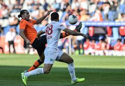 Medipol Başakşehir-Demir Grup Sivasspor: 1-1