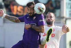Juventusa ilk çelme Fiorentinadan: 0-0
