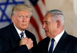 Trump'tan seçim öncesi Netenyahu paylaşımı