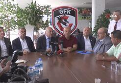 Gazişehir Gaziantep'in takımının ismi değişiyor
