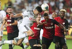 Gazişehir Gaziantep-Beşiktaş: 3-2