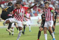 Antalyaspor-İstikbal Mobilya Kayserispor: 2-2