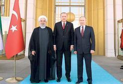 Üçlü zirve yarın Ankara'da