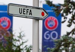 Şeffaf UEFA