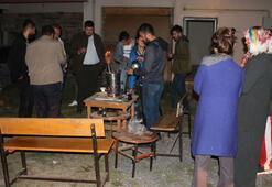 24 saatte 13 deprem Geceyi sokakta geçirdiler