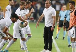 Beşiktaştan son 15 sezonun en kötü başlangıcı
