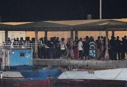 İtalyada yeni hükümetten göç konusunda ilk somut adım: 82 göçmene izin çıktı