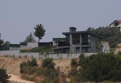 CHPli başkanın kaçak olduğu iddia edilen villasına inceleme