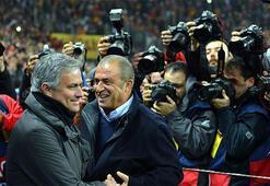 Mourinho: Fatih Terim ile çok iyi arkadaşlığım var