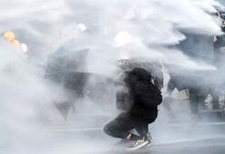 Hong Kongda protestolar yasağa rağmen devam ediyor