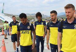 Fenerbahçe, Alanya'ya geldi