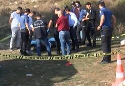 İstanbulda korkunç olay Boş arazide...