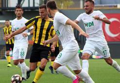İstanbulspor - Giresunspor: 2-1