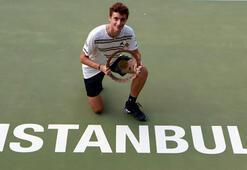 İstanbul Challengerda zafer Humbertin
