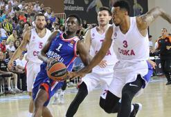 CSKA Moskova - Anadolu Efes: 65-63