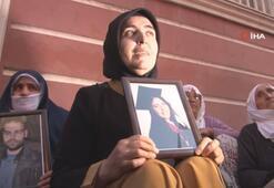 HDP önünde eylem yapan aile sayısı 34e yükseldi