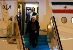 İran Cumhurbaşkanı Ruhani Ankarada