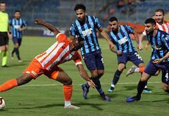 Adanaspor - Adana Demirspor: 0-0