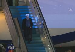 İran lideri Ruhani Ankarada