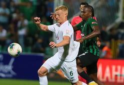 Yukatel Denizlispor - Konyaspor: 0-1