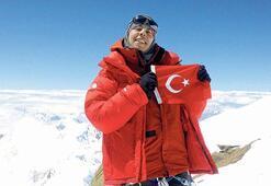 Türkiye'nin ilk kadın kar leoparı