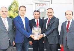 Makedonya'nın gözü Egeli ihracatçılarda
