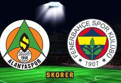 Alanyaspor-Fenerbahçe maçı ne zaman saat kaçta hangi kanalda