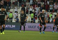Beşiktaşa deplasman yaramıyor