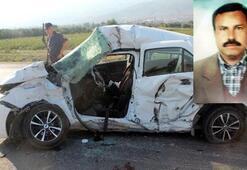 Hastane yolunda feci kaza Dede öldü, torunları ve gelini yaralı