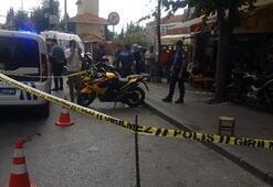 Yer: İstanbul Apartmanda silahlı saldırı