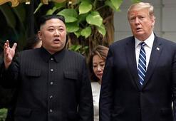 Kim Trumpı Pyongyanga davet etti