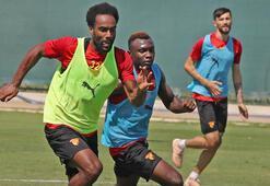 Göztepe, Konyaspor maçı hazırlıklarına başladı