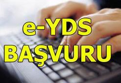 e YDS başvurusu nasıl yapılır e YDS başvurularında son gün ne zaman