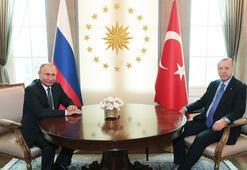 Son dakika... Erdoğan-Putin görüşmesi sona erdi