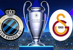Club Brugge-Galatasaray Şampiyonlar Ligi maçı ne zaman saat kaçta hangi kanalda