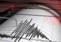 Komşuda üst üste korkutan depremler