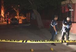 Sokak ortasında silahlı kavga: 1 ölü