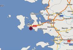 Son dakika   İzmirde korkutan deprem
