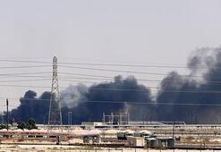 Petrole drone bombası