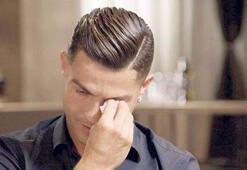 Baba videosu Ronaldo'yu ağlattı