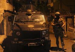 İstanbulda narkotik operasyonu 35 gözaltı...