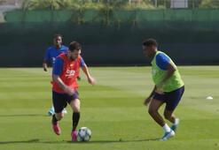 Barcelona Messinin dönüşünü video ile duyurdu...