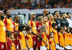 Ve Galatasaray sahne alıyor