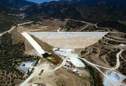 Rahmanlar Barajı için geri sayım