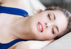 Gece uykuda dişlerimizi neden sıkarız