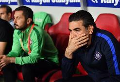 BB Erzurumspor: Osman Özköylü ile anlaşamadık