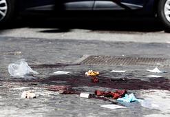 Son dakika... Milanoda saldırı: 1 asker yaralı